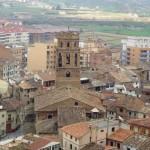 Monzón en Aragón