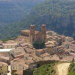 De paseo por Villarluengo en el Maestrazgo