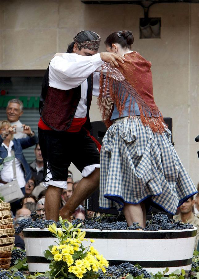 Fiesta de la Vendimia de Cariñena