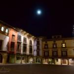 La Plaza Mayor de Graus en Aragón