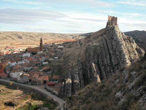 La ruta del Cid a su paso por Montalbán