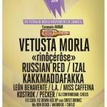 FIZ 2014 Festival de Música Independiente de Zaragoza