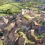 La localidad de Anento en Zaragoza