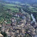 De paseo por Graus en Huesca