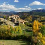 La localidad de Bonansa en el Pirineo aragonés