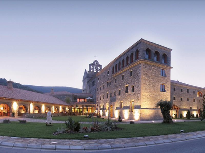 Hotel spa Barceló Monasterio de Boltaña