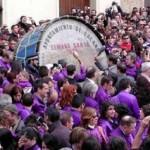 Semana Santa Zaragoza: Hermandad de la Sangre de Cristo