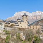 De paseo por Torla en el Pirineo Aragones