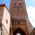 La Torre de San Martín en Teruel