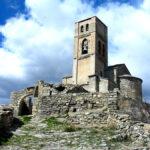 Iglesia de Santa María de Baldós en Aragón