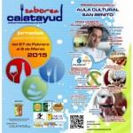 II Jornadas Gastronómicas Saborea Calatayud