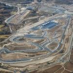 El circuito de Motorland en Aragón