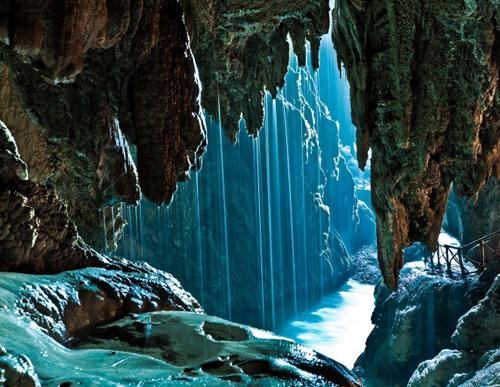 monasterio piedra gruta