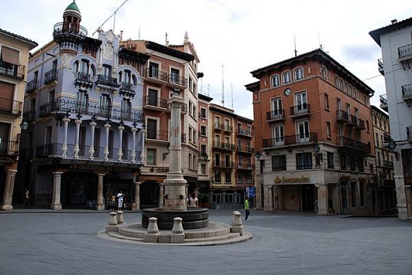 Teruel Spain  city pictures gallery : La Casa El Torico en Teruel deviajeporaragon : deviajeporaragon
