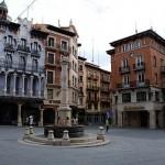 Fuente del Torico en Teruel