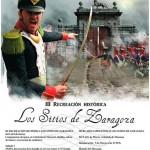 III Recreación Histórica los Sitios de Zaragoza