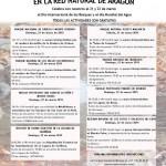 Semana de los Bosques y el Agua por la Red Natural de Aragón